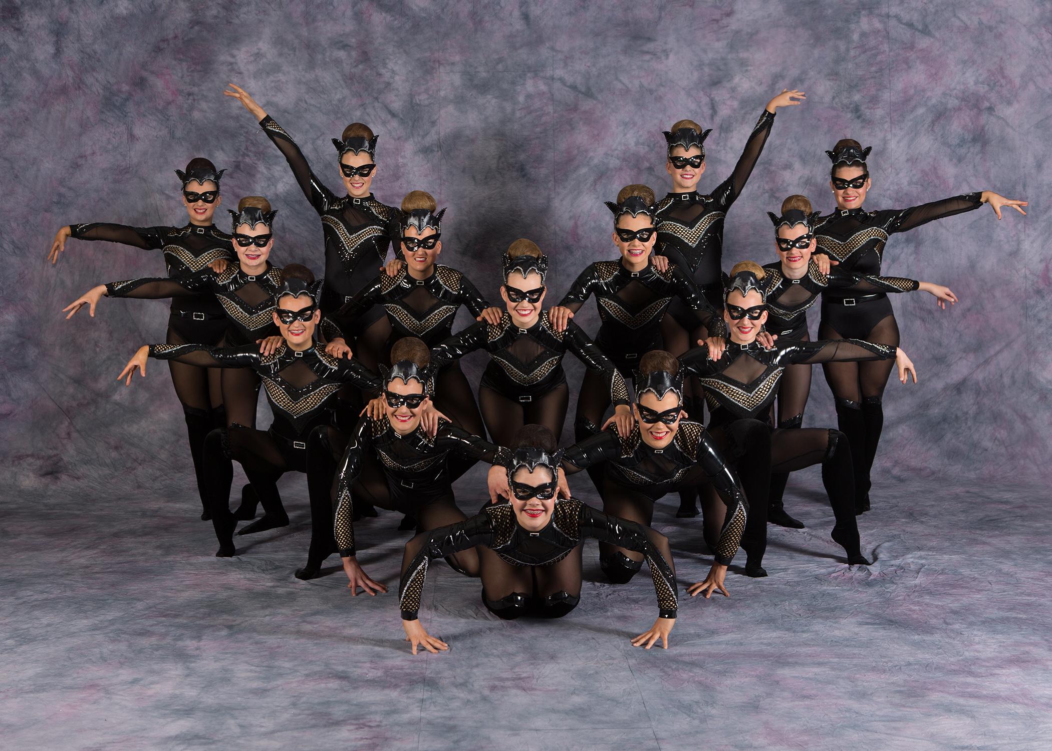 March - Cat Woman Masks